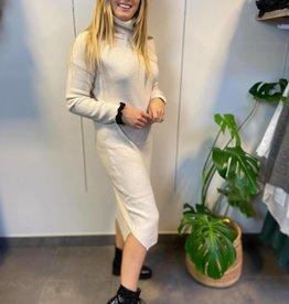 Cozy dress col beige TU