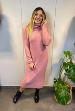 Cozy dress col oud roos TU