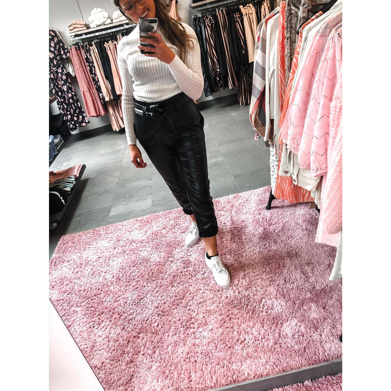 Tara Pu pants black