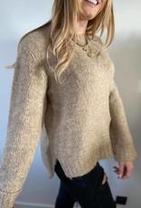 KAjulita Knit Pullover nomad melange