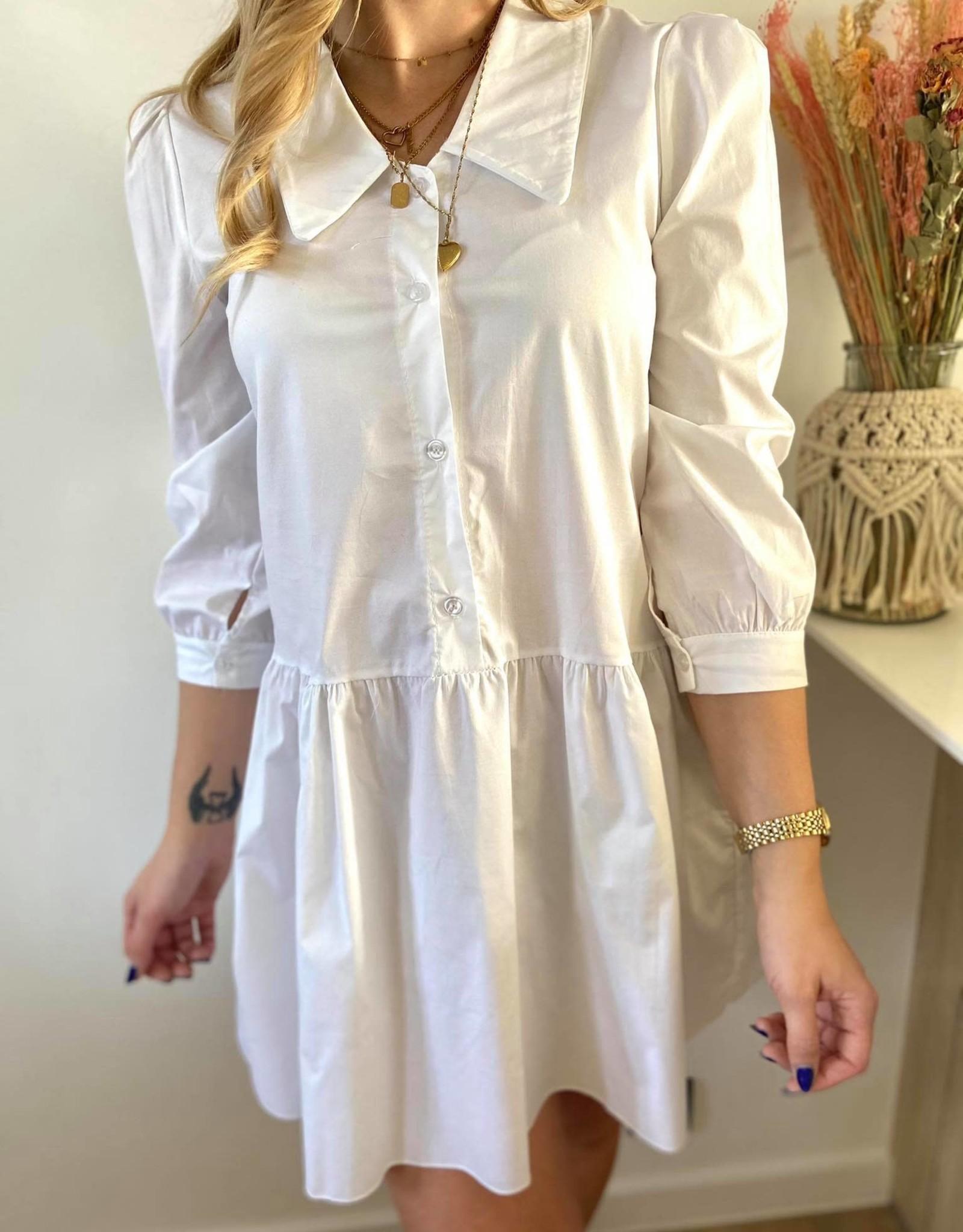 Feel good Shirt dress wit TU