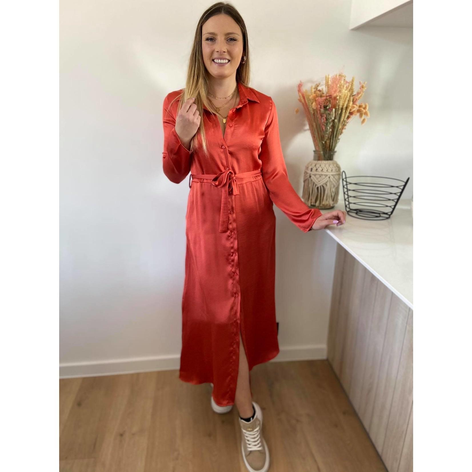 Dress Miracles perfect orange