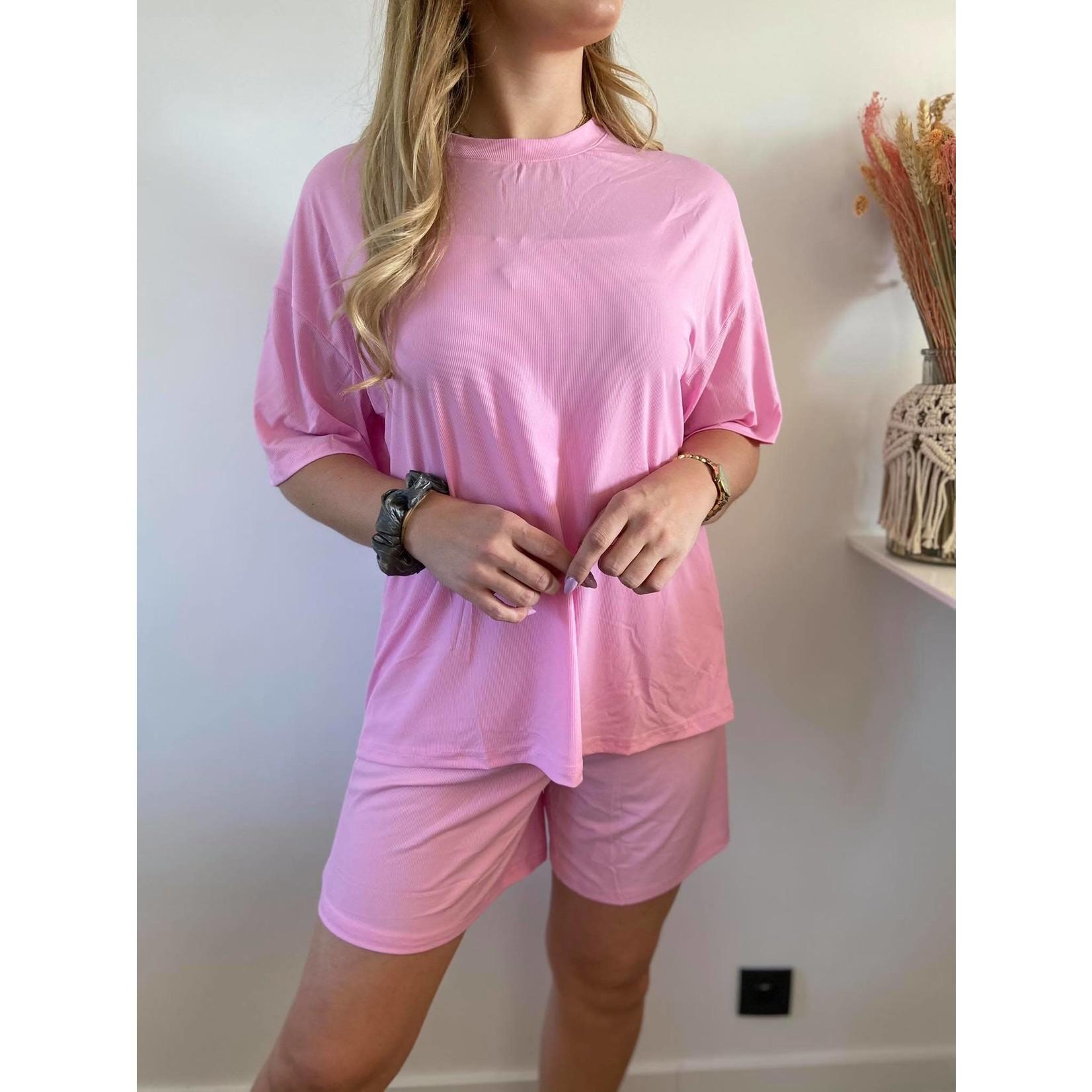 Sweetdream set pink
