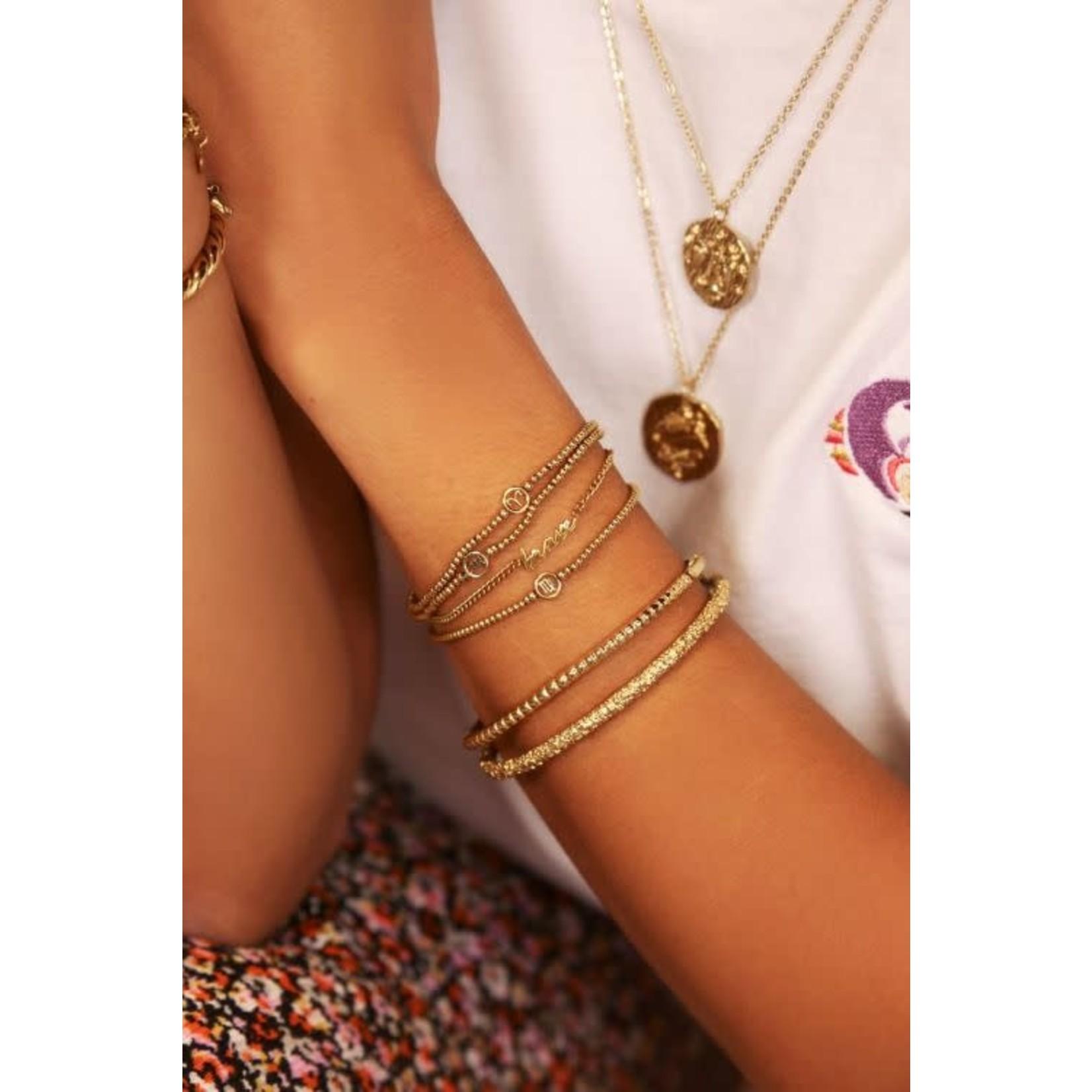 MY JEWELLERY armband zodiac zilver
