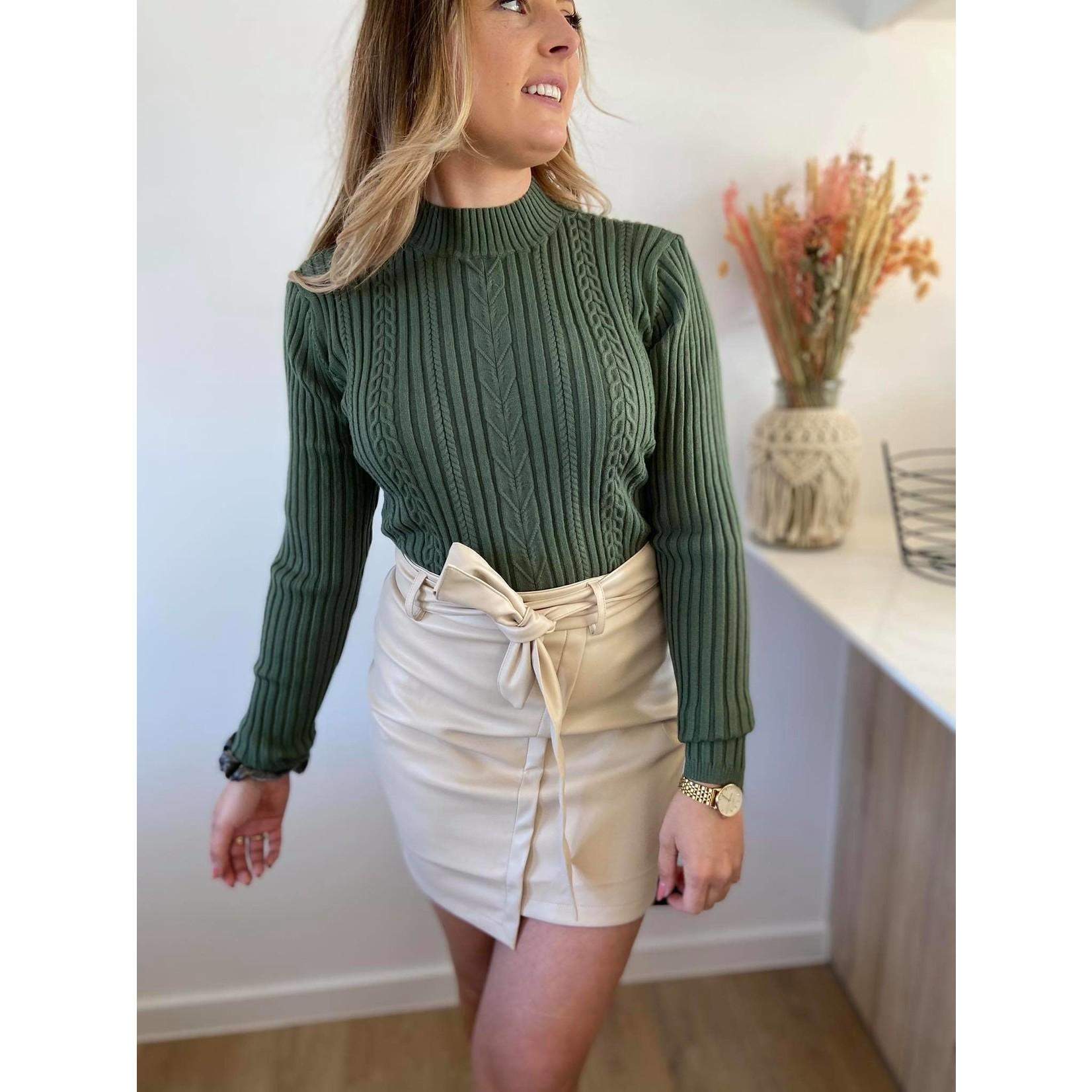 Sweater Hope green