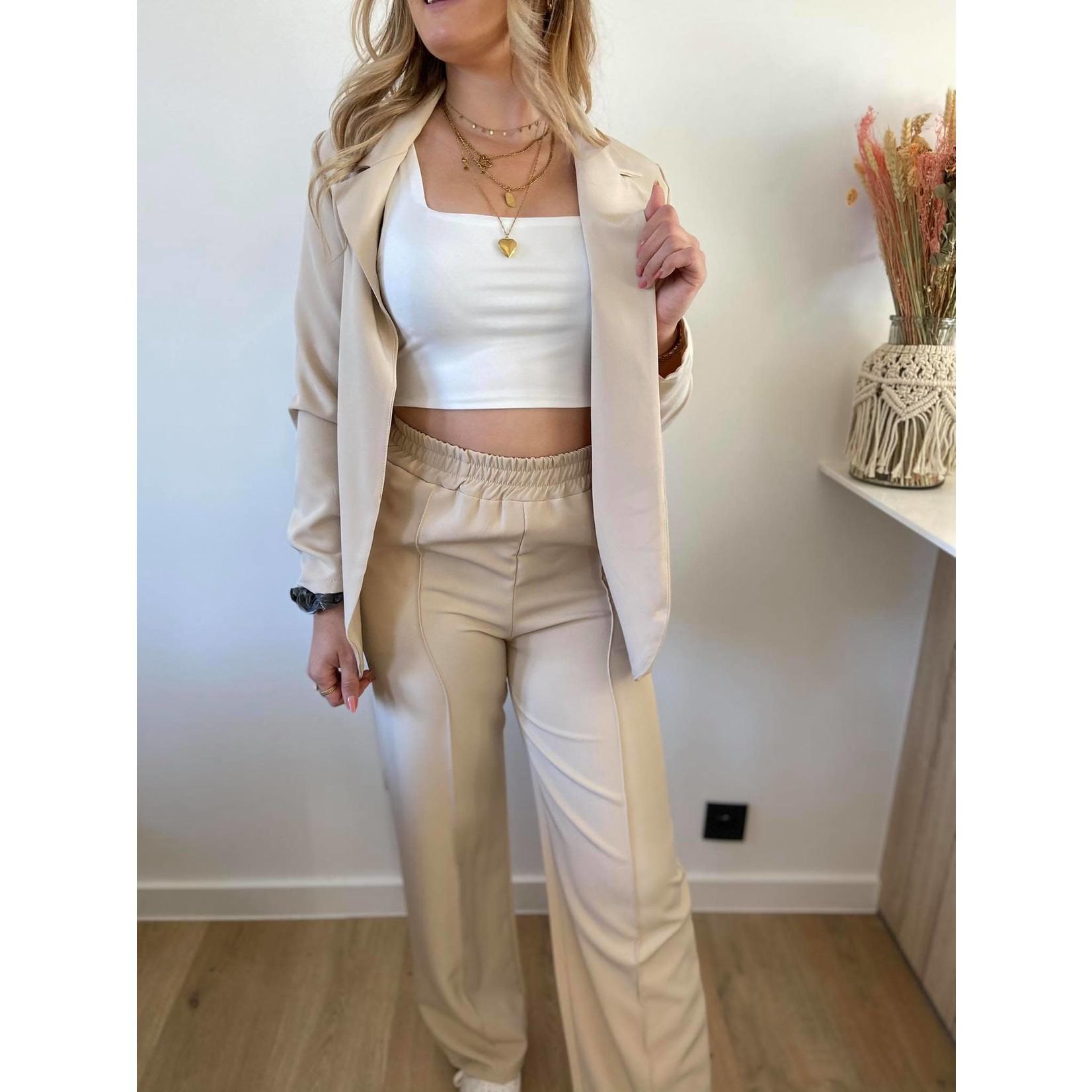 Perfect suit beige TU