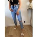 Jeans straight denim