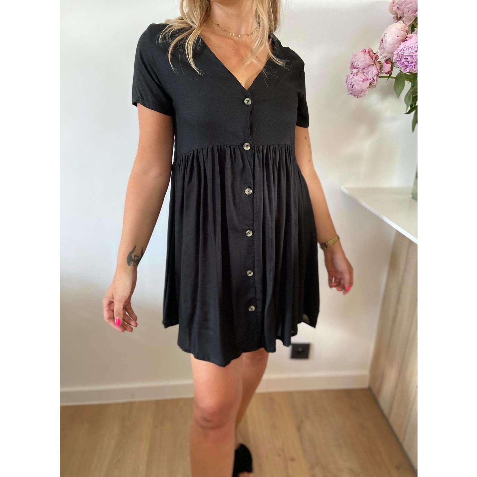 Kajsa dress black