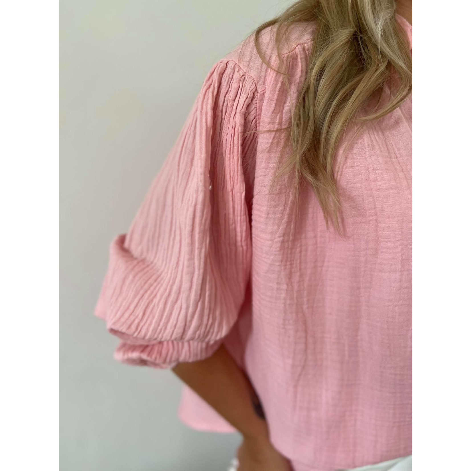 Tetra blouse roos TU