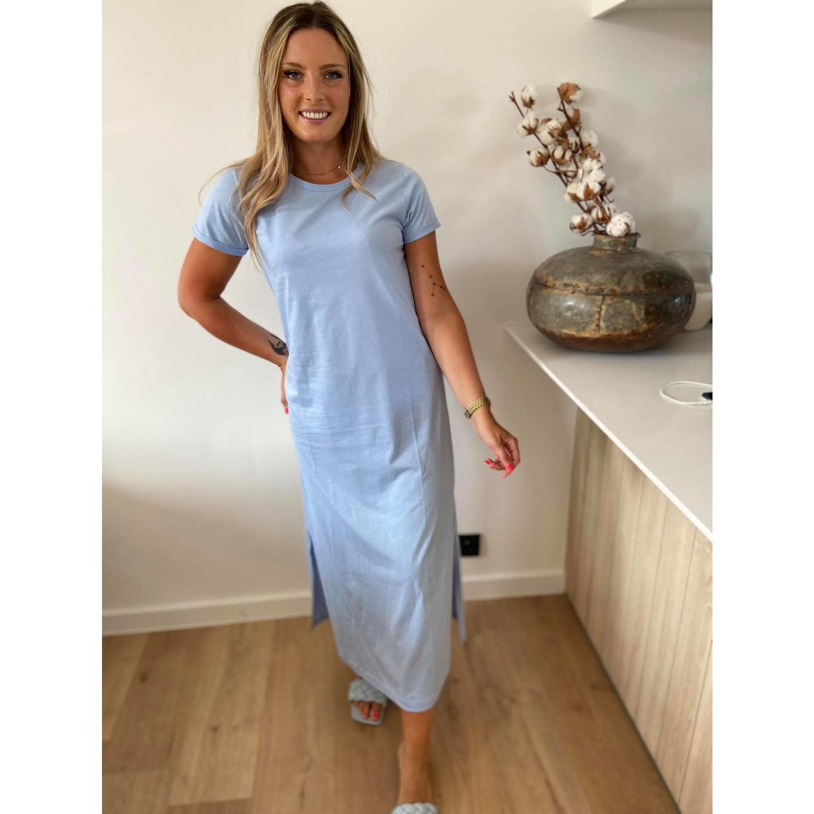KAcelina Dress blue