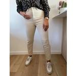 Kel high waist jeans beige