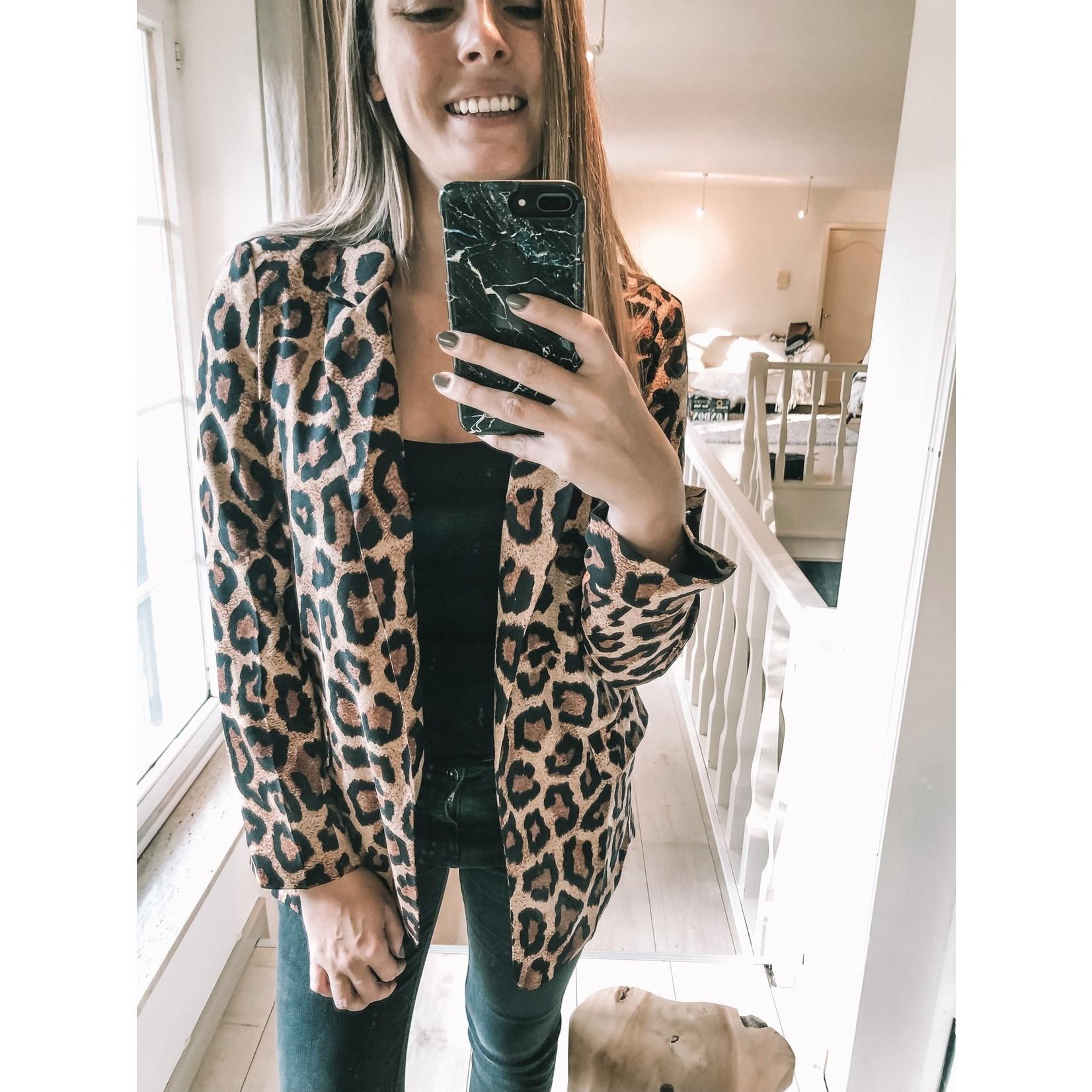 Blazer Lauren tijger