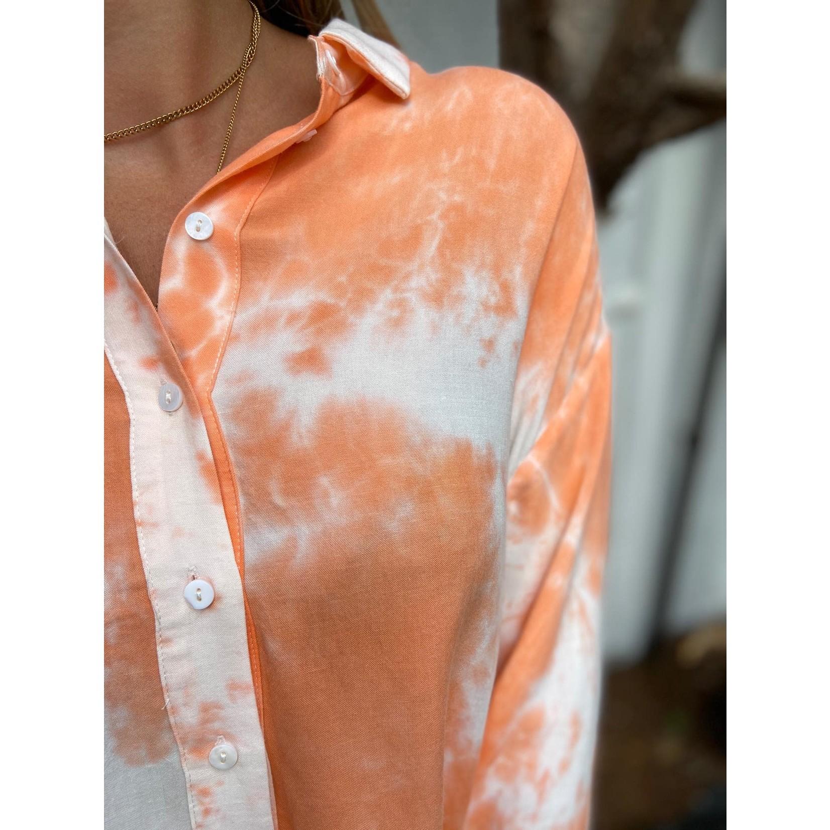 Anna tie dye shirt