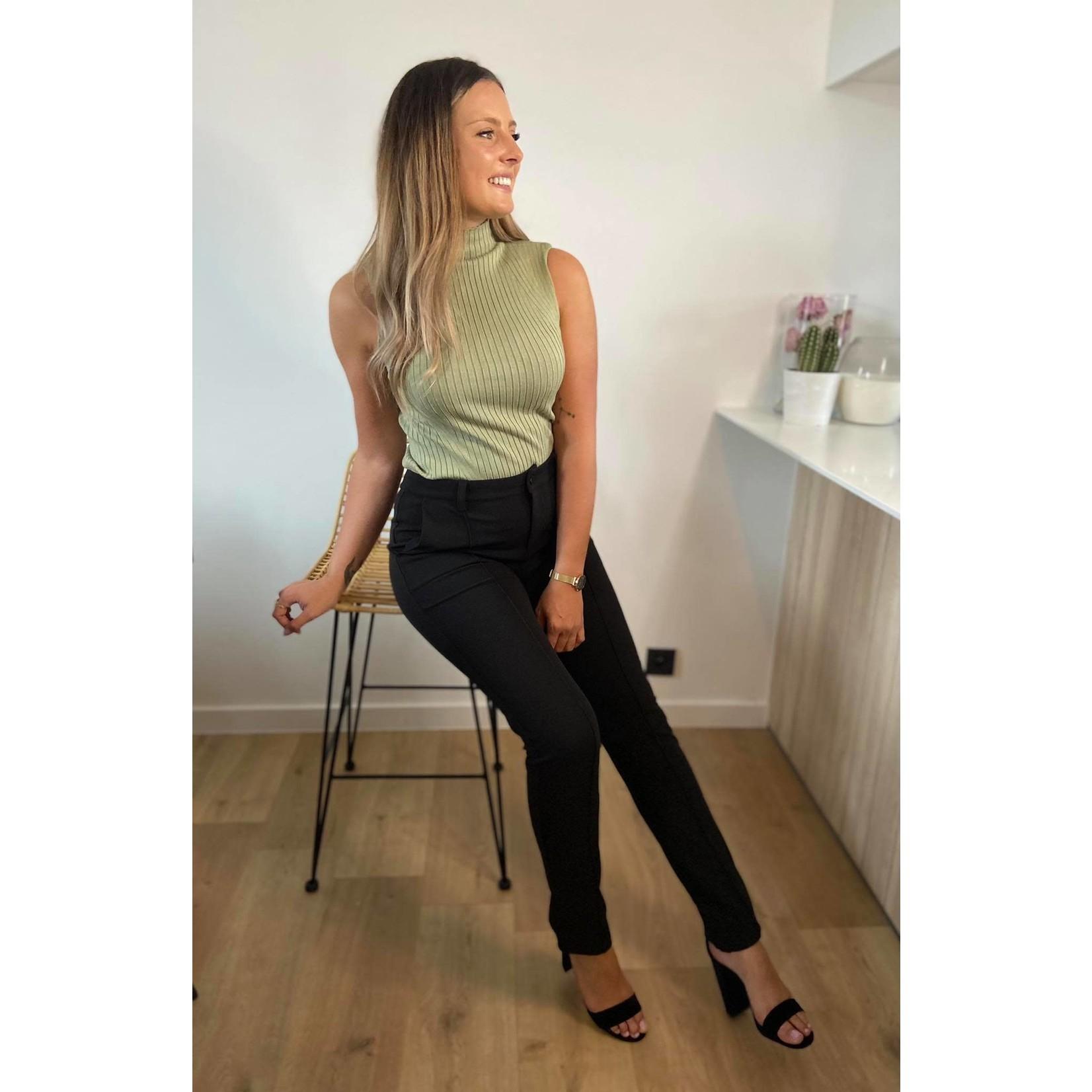 Trouser Chiara black