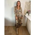 Printed dress lil long