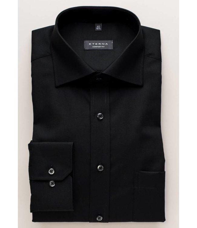 Eterna Eterna Comfort fit Uni Zwart 1100.39.E187