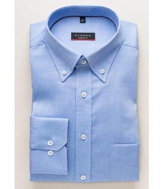 Eterna Eterna Modern fit Oxford Blauw 8100.12.x194