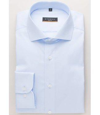 Eterna Eterna Slim fit Uni Blauw 1100.10.F182