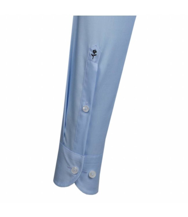 Seidensticker Seidensticker Slim XLM Blauw 675665.12