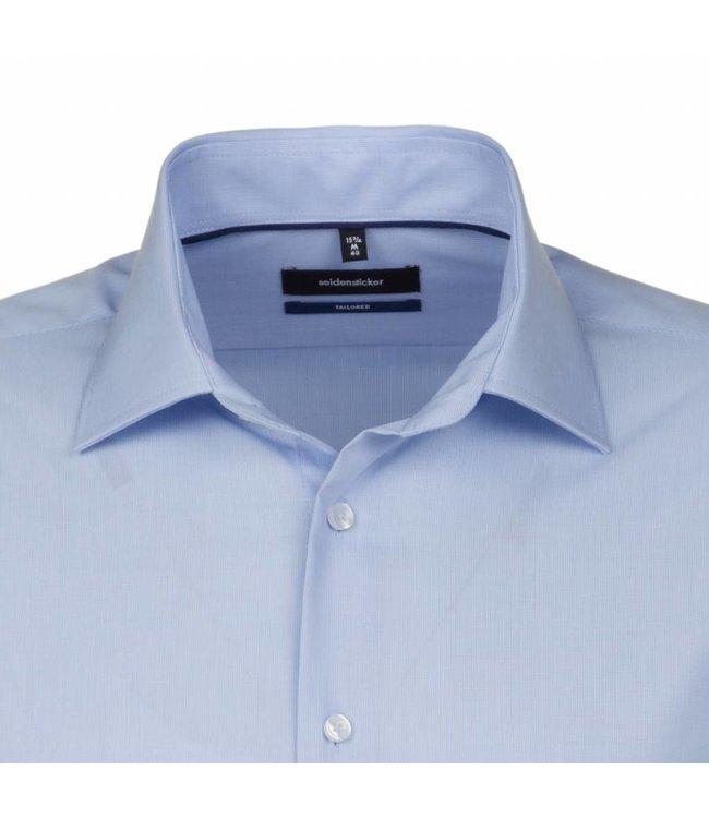 Seidensticker Seidensticker Tailored Blauw structuur 242610.11