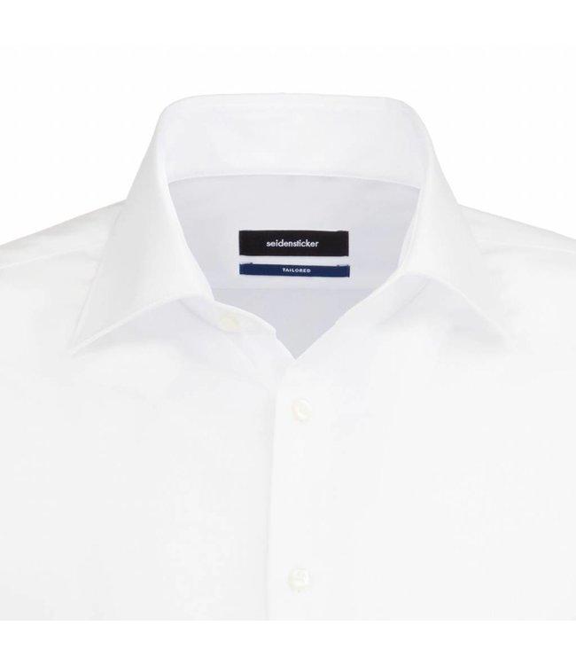 Seidensticker Seidensticker Tailored Wit Manchet 021006.01