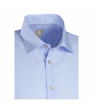 Jacques Britt Jacques Britt Custom fit Blauw gestreept 960601.11