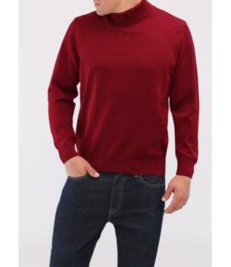 Maerz Maerz Turtleneck Bordeaux 490600.495