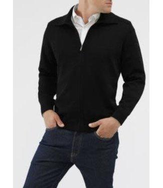 Maerz Maerz Zipper Jacket Zwart 594000.595
