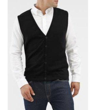 Maerz Maerz Vest Zwart 594400.595