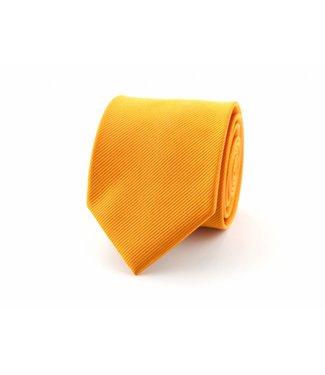 Stropdas Zijde Oranje 9100701A