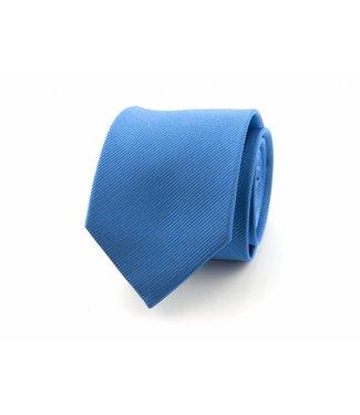Stropdas Zijde Blauw 9100719A