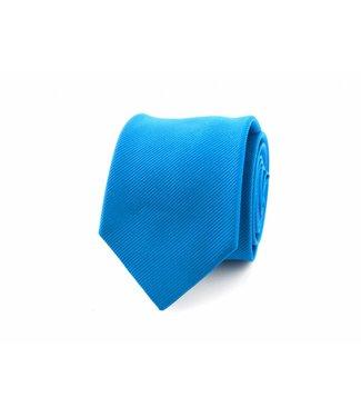 Stropdas Zijde Blauw 9100732A