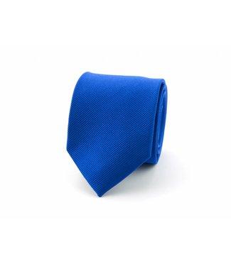 Stropdas Zijde Kobalt 9100765A