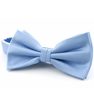 Strik Zijde Lichtblauw 9120702A