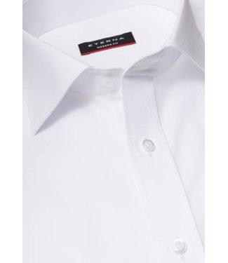 Eterna Eterna Modern fit Covershirt Wit 8817.00.X177