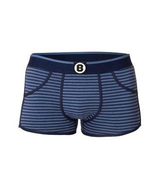 Bolas Bolas Boxer Basic Stripe Blue BM.01.006.