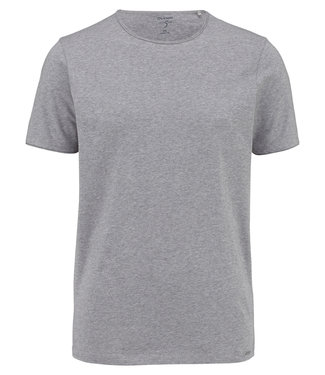 OLYMP OLYMP Body Fit T-Shirt Grijs 5660.32.63