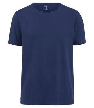 OLYMP OLYMP Body Fit T-Shirt Indigo 5660.32.96