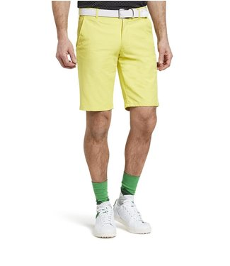 Meyer MEYER Short Andrew Golf Broek Geel 8030.41