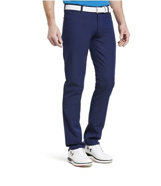 Meyer MEYER  Carnousti Golf  5 pocket Broek Blauw 8030.18