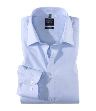 OLYMP OLYMP Body Fit Overhemd L.Blauw 2080.64.10