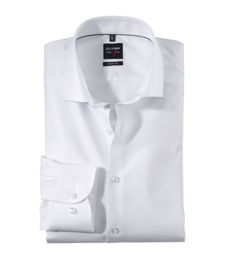 OLYMP OLYMP LEVEL 5 Body Fit XLM  Wit  hemd 0566.69.00