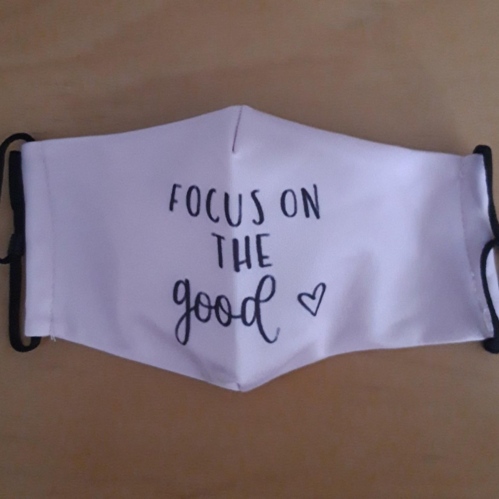 mondmasker focus on the good