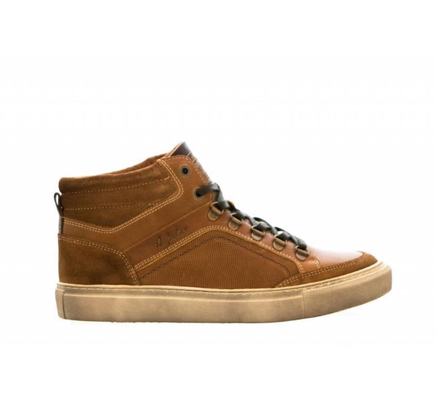 Hoge Sneakers Milford Tan