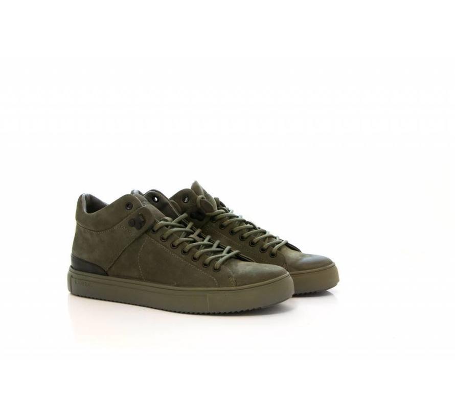 Hoge Sneaker Green