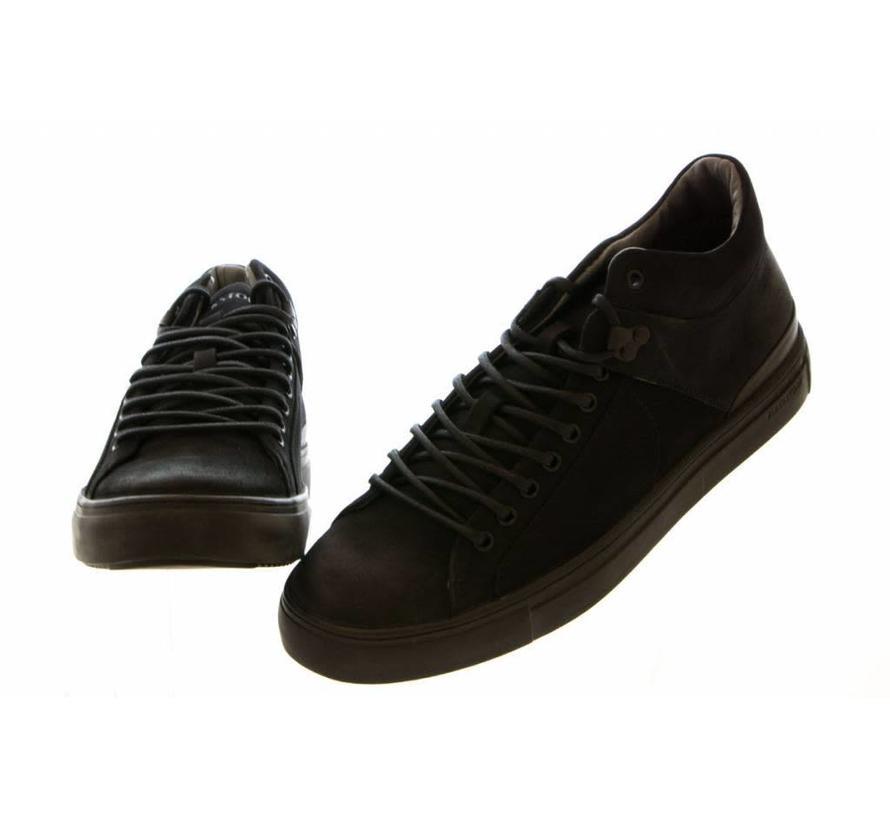 Hoge Sneaker Black