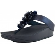 FitFlop Boogaloo Toe Post Midnight