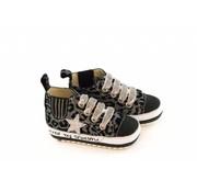 Shoesme Babyproof Smart Black Zilver