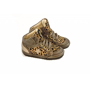 Shoesme Babyproof Smart Brown Panter