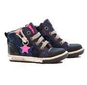Shoesme Extreme Flex Veter Blue Pink